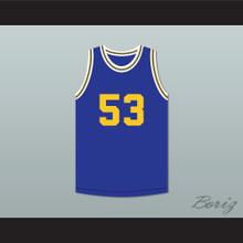 Terry Crews 53 Flint Southwestern Academy Knights Basketball Jersey