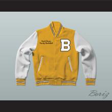 Coach Dwayne Barnes Bannon High School Varsity Letterman Jacket-Style Sweatshirt Jeepers Creepers 2