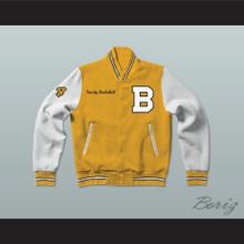 Deaundre Davis 14 Bannon High School Varsity Letterman Jacket-Style Sweatshirt Jeepers Creepers 2