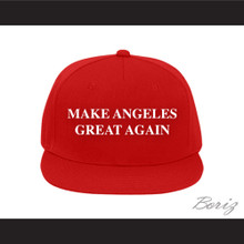 Make Angeles Great Again Red Baseball Hat