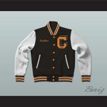 Cochise Cooley High School Varsity Letterman Jacket-Style Sweatshirt