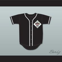 Barry Larkin 11 Aardvarks Baseball Jersey 1st Annual Rock N' Jock Diamond Derby 1990