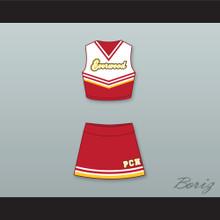 Kristen Bell Stacey Wilson Everwood High School Cheerleader Uniform