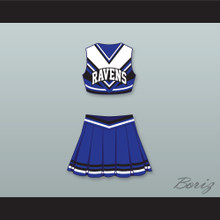 One Tree Hill Ravens High School Cheerleader Uniform Season 1