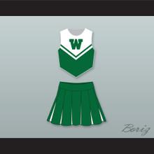 Lindsay Sloane Valerie Birkhead Westbridge High School Cheerleader Uniform Sabrina the Teenage Witch