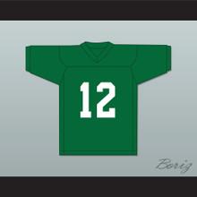 Arlen Escarpeta Reggie Oliver 12 Marshall University Green Football Jersey We Are Marshall