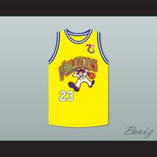 Brian McKnight 23 Violators Basketball Jersey 7th Annual Rock N' Jock B-Ball Jam 1997