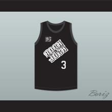 Clifford Robinson 3 Bricklayers Basketball Jersey 3rd Annual Rock N' Jock B-Ball Jam 1993