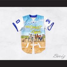 Benny 'The Jet' Rodriguez 30 The Sandlot Legends Baseball Jersey