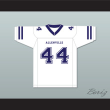 Brian Bosworth Garner 44 Allenville Guards Football Jersey The Longest Yard