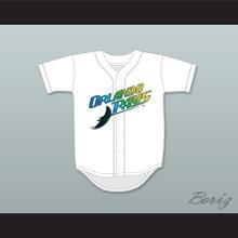Jimmy Morris 9 Orlando Rays Baseball Jersey The Rookie