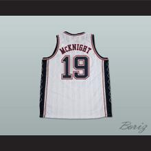 Scott McKnight 19 New Jersey Basketball Jersey Just Wright