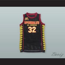 Anthony Davis 32 McDonald's All American Basketball Jersey