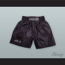 Joe Calzaghe Black Boxing Shorts