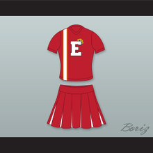 East High School Wildcats Cheerleader Uniform HSM3