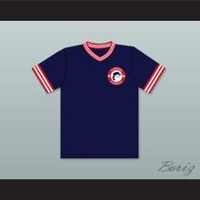 Arnold Nixon 5 Pioneers Away Baseball Jersey Hardball Sitcom