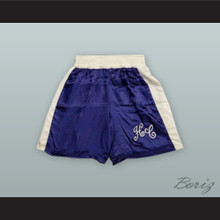Henry Cooper Blue Boxing Shorts