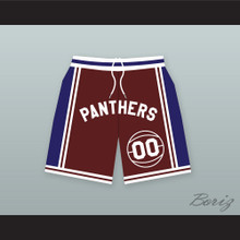 Kyle Lee Watson 00 Panthers High School Basketball Shorts