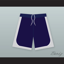 Liberty High School Dark Blue Basketball Shorts Amateur