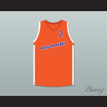 Kyrie Irving Uncle Drew 2 Harlem Money Basketball Jersey Uncle Drew