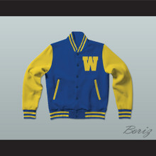 Freddie Steinmark Wheat Ridge High School Varsity Letterman Jacket-Style Sweatshirt My All American