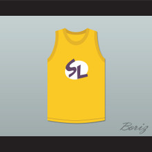 Gary Payton 20 Super Lakers Basketball Jersey Shaq and the Super Lakers Skit MADtv