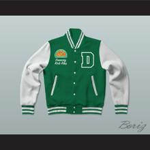 Freeway Rick Ross Susan Miller Dorsey High School Dons Tennis Varsity Letterman Jacket-Style Sweatshirt