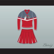 Ridgemont High School Wolves Cheerleader Uniform Fast Times at Ridgemont High
