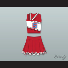 The East-West Coast Shets Cheerleader Uniform Bring It On: In It to Win It Design 2