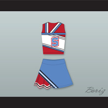 The East-West Coast Shets Cheerleader Uniform Bring It On: In It to Win It Design 8