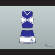 Vista Valley High School Cougars Cheerleader Uniform #Realityhigh