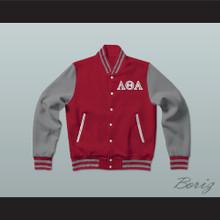 Lambda Theta Alpha Sorority Varsity Letterman Jacket-Style Sweatshirt