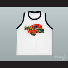 Bugs Space Jam Tune Squad Basketball Jersey Stitch Sewn Custom Name