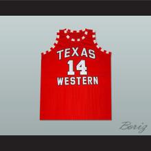 Glory Road Bobby Joe Hill Texas Western 14 Basketball Jersey