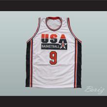 Michael Jordan 9 USA Basketball Jersey