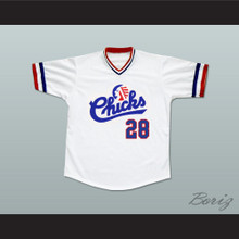 Bo Jackson 28 Memphis Baseball Jersey Stitch Sewn New
