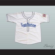 Roberto Clemente 21 Santurce Crabbers Puerto Rico Baseball Jersey White