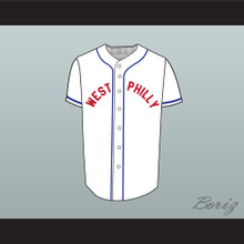 Fresh Prince 1 West Philly Baseball Jersey New