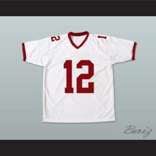 Kip Pardue Ronnie 'Sunshine' Bass 12 T. C. Williams High School Titans Football Jersey