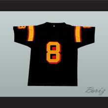 Clark Kent Smallville Football Jersey Any Player Black