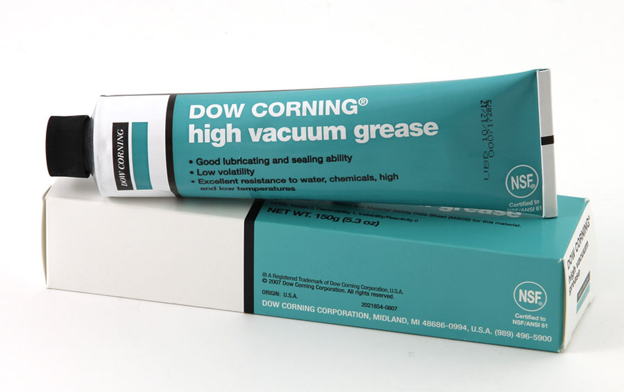 Silicone High Vacuum Grease Dow Corning 150 G