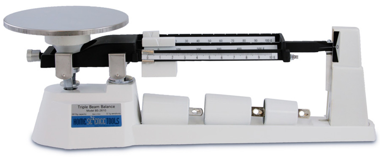 Triple Beam Balance 2610 g – Triple Beam Balance Worksheet
