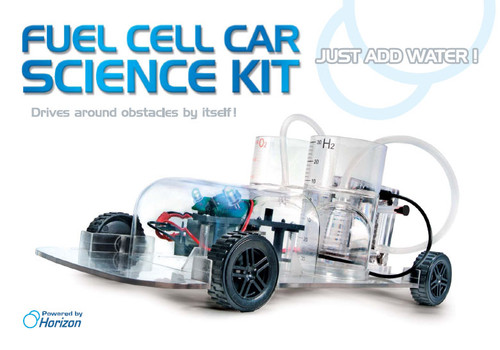 Hydrogen Fuel Cell Car Science Experiment Kit
