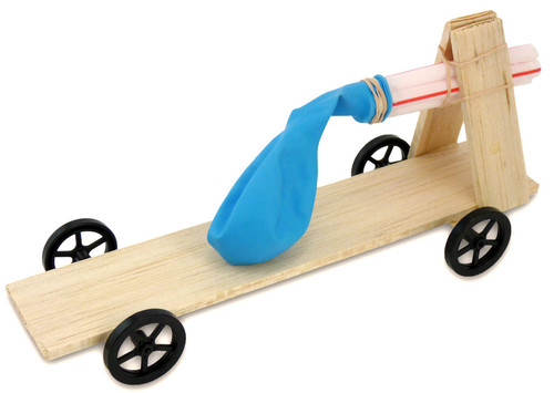 Deluxe Build Your Own Racer Kit 4 Cars