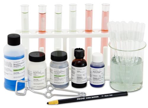 Kitchen Chemistry Protein Test