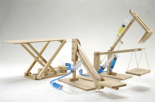 Hydraulic Table Lift Kits : Pathfinder in pack hydraulic machines