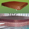 Hot tub covers for all spa makes and models at discount prices from Pool Spa Outpost.