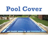 Swimming pool covers for winter and summer.