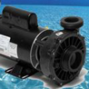 hot tub pumps by Waterway, Aqua Flo and Gecko.