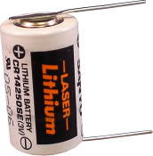 FDK CR14250SET-P1  3V 1/2AA Laser Lithium Battery